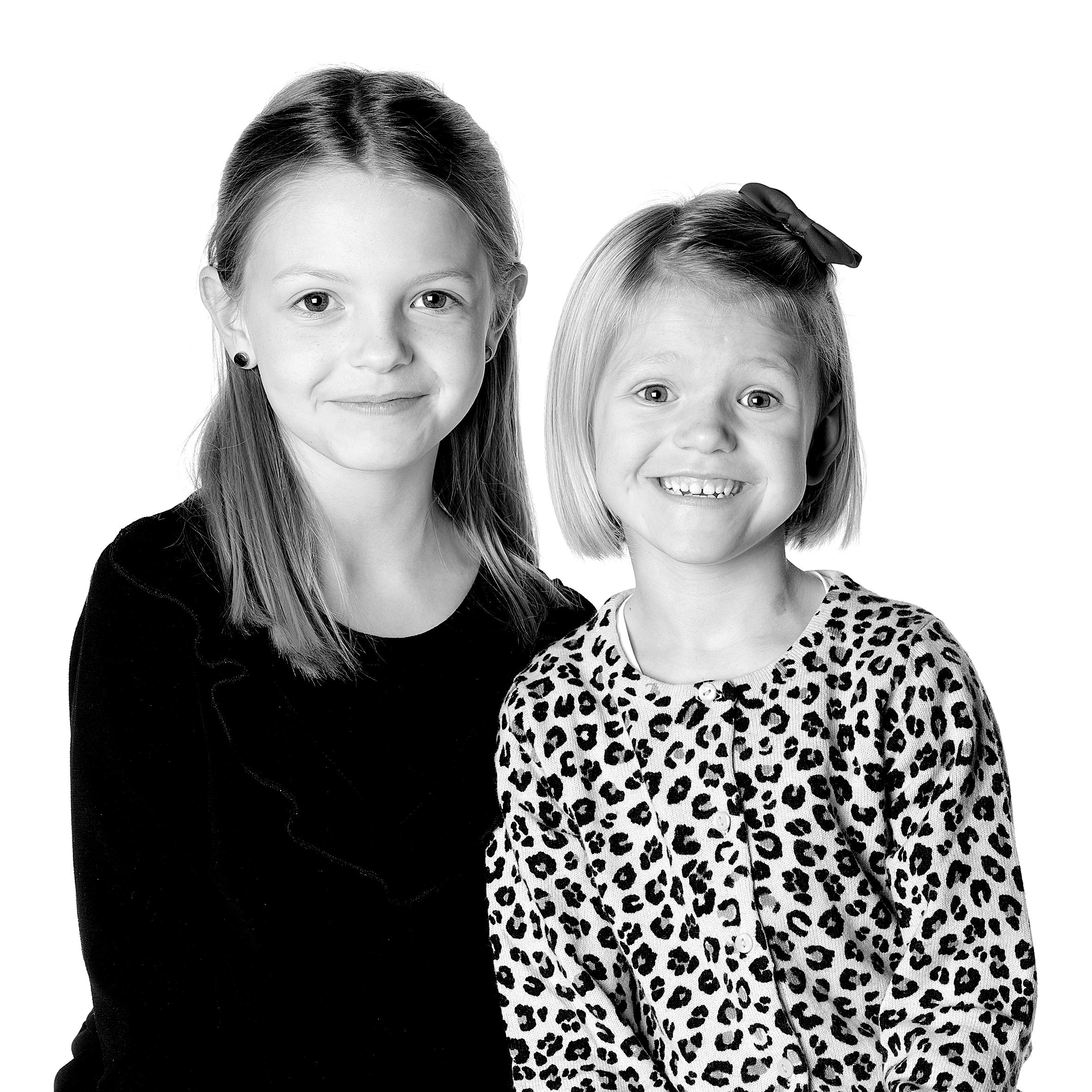 Søstre billede Aarhus