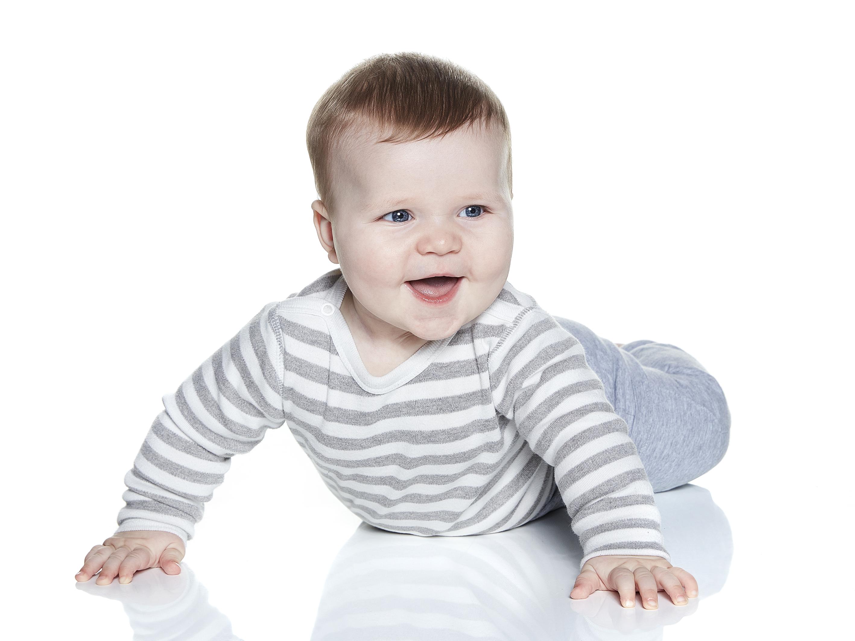 Fotografering af baby Aarhus