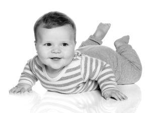 Fotografering af baby